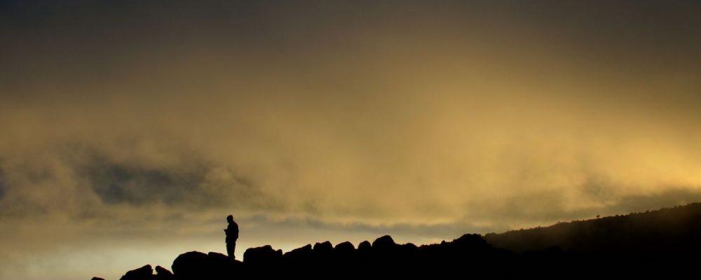 Perdu sur le Kilimandjaro_Sara Robinson