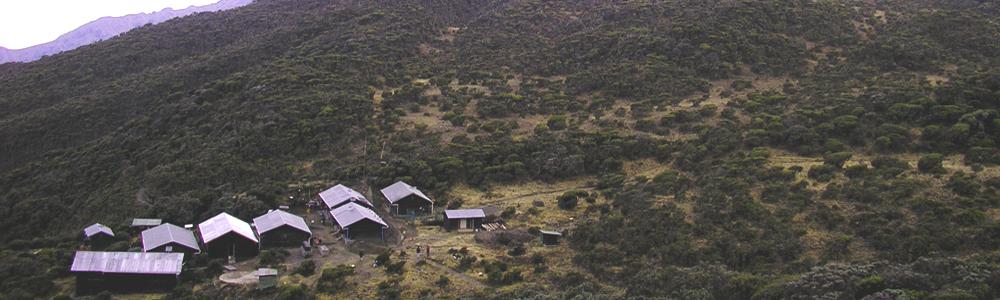 Meru huts