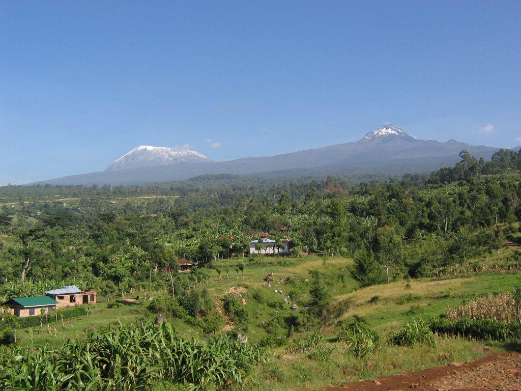 Kilimanjaro Mawenzi peaks