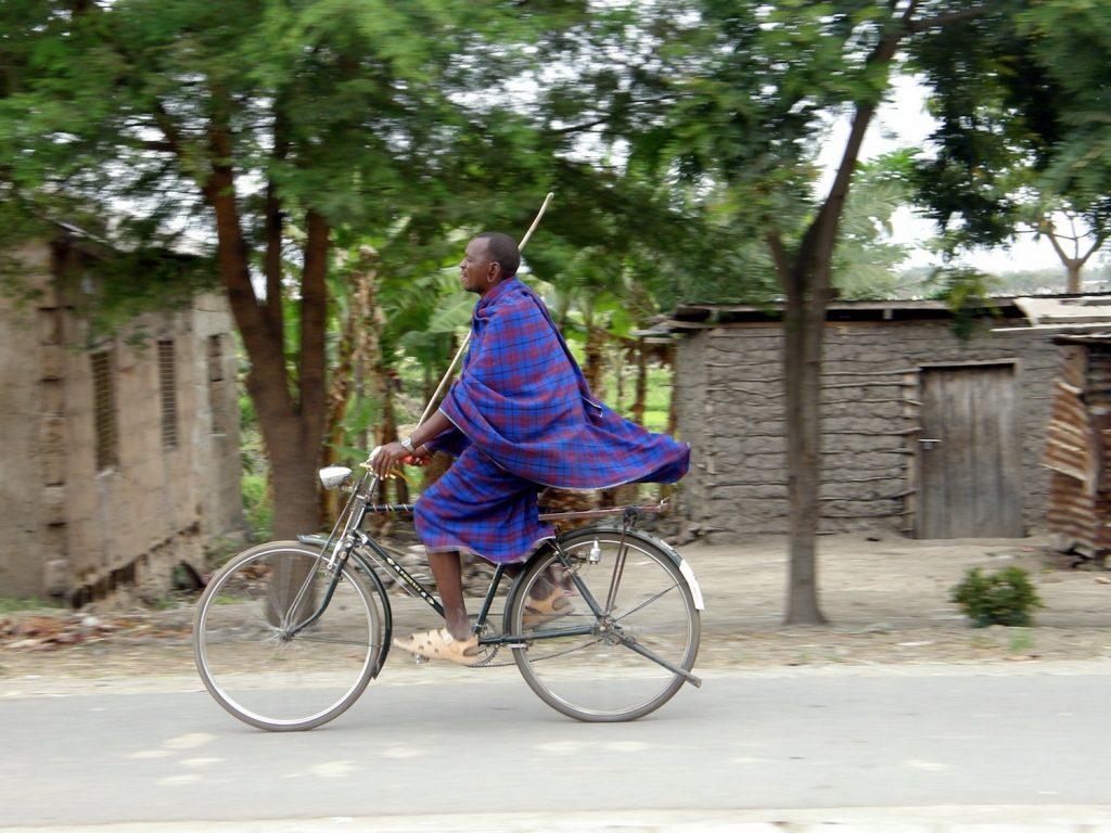 Tanzania road travel by McFarren