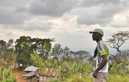Kilimanjaro foothills walk
