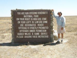 Serengeti entry