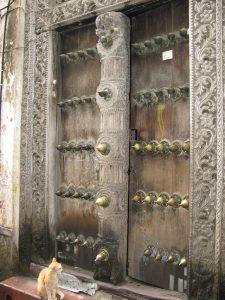 Zanzibar Stone town door