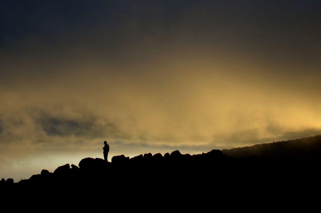 Lost on Kilimanjaro by Sara Robinson (October 2013)