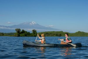 lake Momella Canoeing Arusha