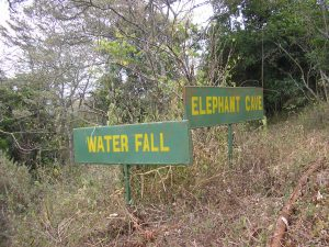 Ngorongoro Elephant Caves and Waterfalls
